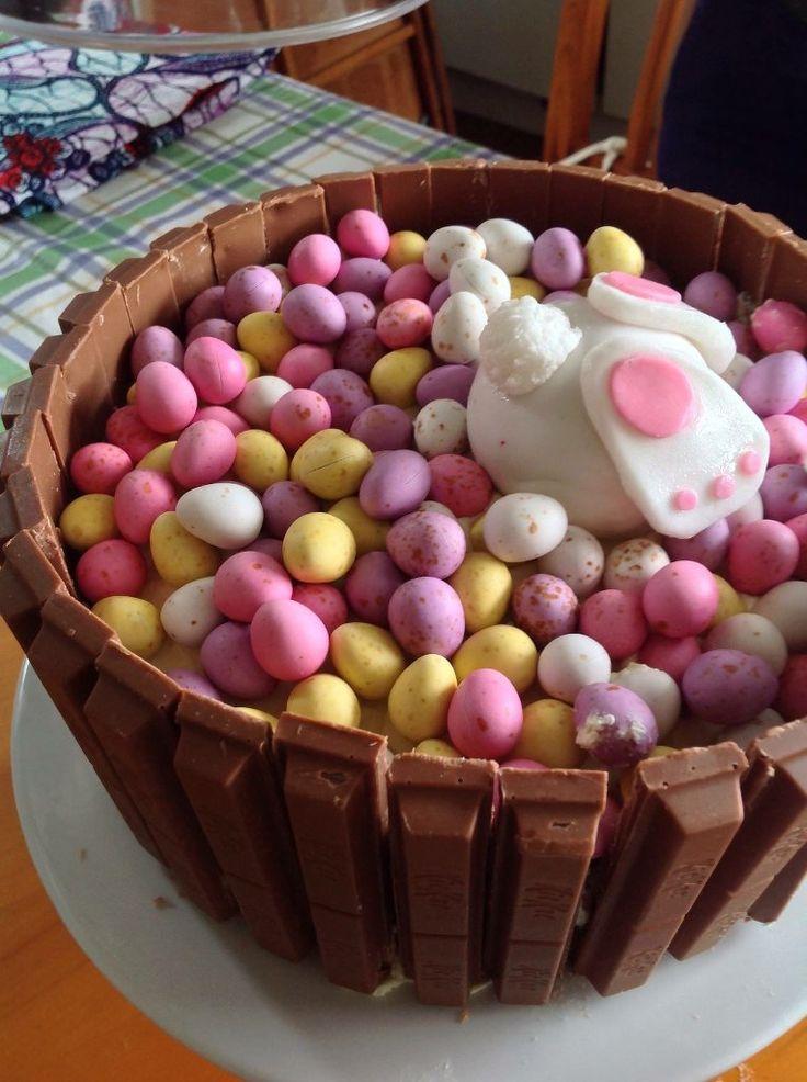 #EasterBunny #Easter #Cake #SpongeCake