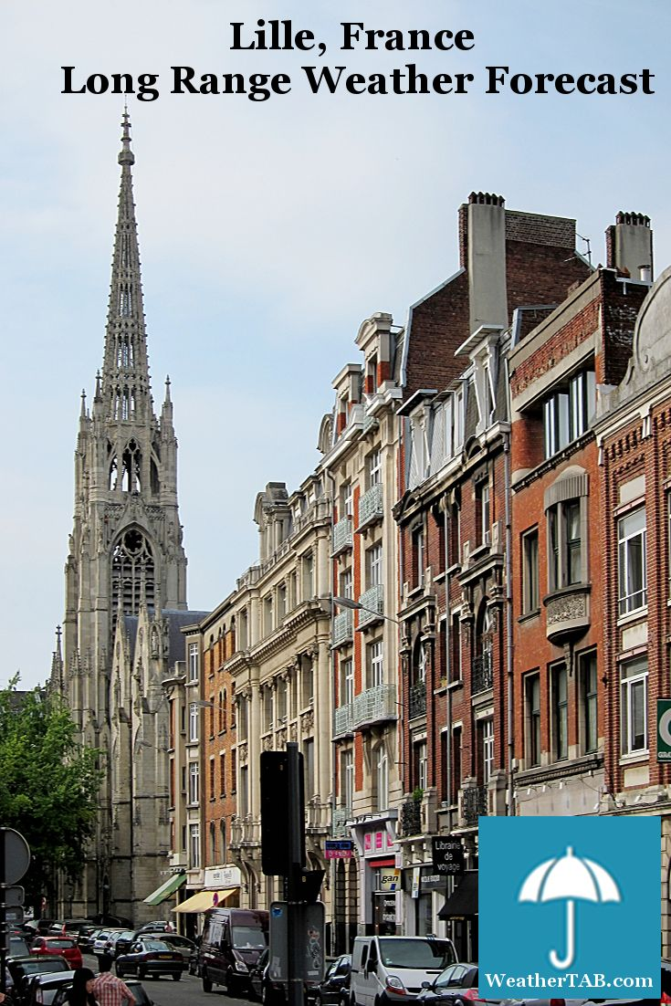 Free Long Range Weather Forecast For Lille, Nordpasdecalais Calendar  Overview Of Months Weather Forecast See