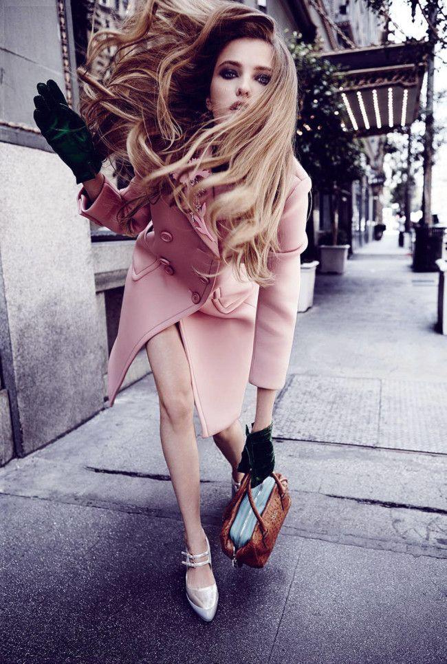 pradaiso:  Marie Claire Russia photographerJack Waterlot modelVlada Roslyakova