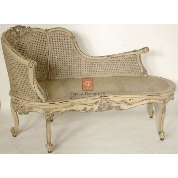 93 best images about chaise lounges on pinterest chaise for Antique french chaise lounge