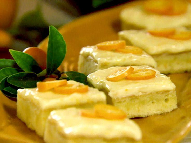 Orange Brownies recipe from Paula Deen via Food Network