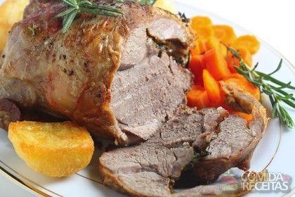 Receita de Carne assada - Comida e Receitas