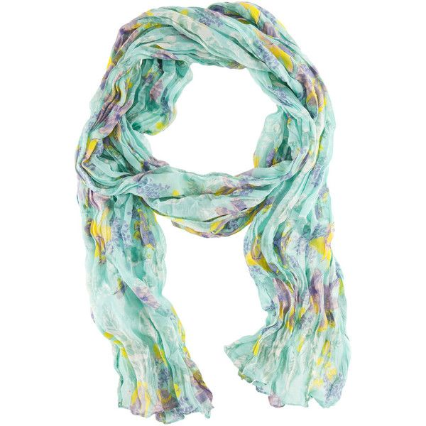H&M Scarf (51 EGP) ❤ liked on Polyvore featuring accessories, scarves, print scarves, h&m scarves, h&m shawl, woven scarves and patterned scarves