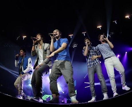 One Direction: concerto streaming per l'iTunes Festival 2012 [VIDEO ...