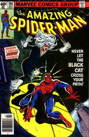 Black Cat (comics) - Wikipedia