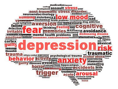 Want to know the #causes between #depression and #anxiety? Click here!