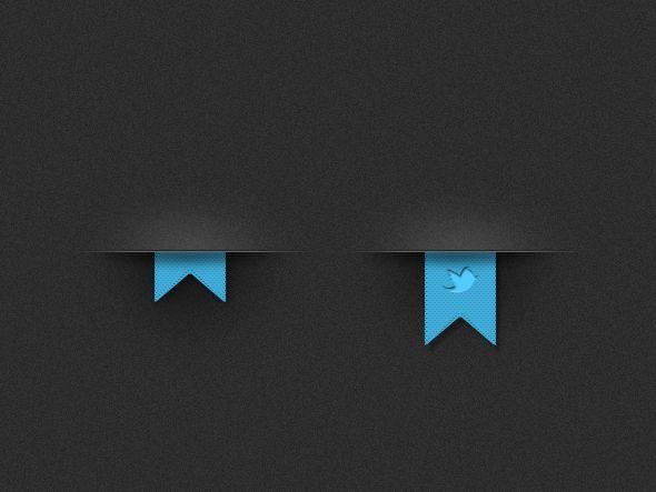 Dribbble - languette.jpg by ❌ Beasty Design #skeuo