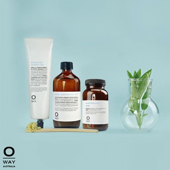 Detoxify oily scalps with the Rebalancing treatment range!  White Amazonian Clay and micronised sage help to purify the scalp whilst gently removing excess sebum.  The Rebalancing treatment is completed with a take home Sebum Balance Hair Bath keeping your scalp oil free between salon visits.