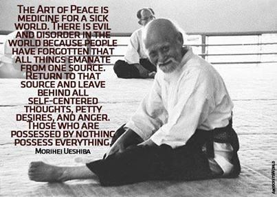 aikido quotes - Αναζήτηση Google                                                                                                                                                                                 More