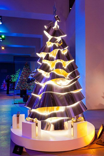 Extrêmement 108 best arbre de Noël images on Pinterest | Christmas trees, Rio  PW09