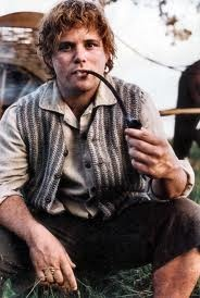 Samwise Gamgee- The real hero of the story. My favorite.