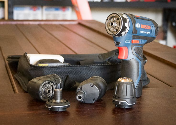 The function of the Bosch FlexiClick and it's mid-range performance in the 12V class make it a really attractive option for woodworkers and cabinetmakers.  https://www.protoolreviews.com/tools/power/cordless/drills-drivers-cordless/bosch-flexiclick-5-1-12v-drill-review/33888/  #Bosch #BoschPowerTools #drill #cordless #FlexiClick #tools #powertools #woodworking #carpentry