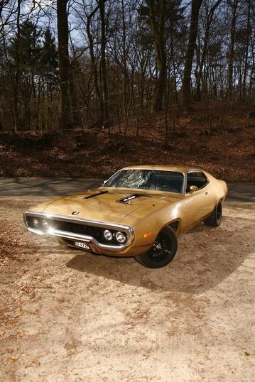 1972 Plymouth Satellite Maintenance/restoration of old/vintage vehicles: the material for new cogs/casters/gears/pads could be cast polyamide which I (Cast polyamide) can produce. My contact: tatjana.alic@windowslive.com