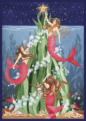 44 best Ocean Christmas Tree images on Pinterest | Coastal ...