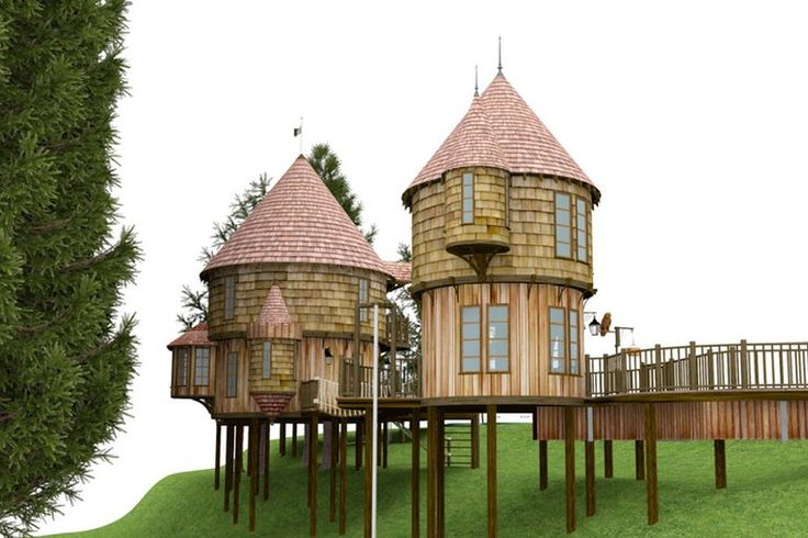 Tree Houses - Yahoo Image Search Results