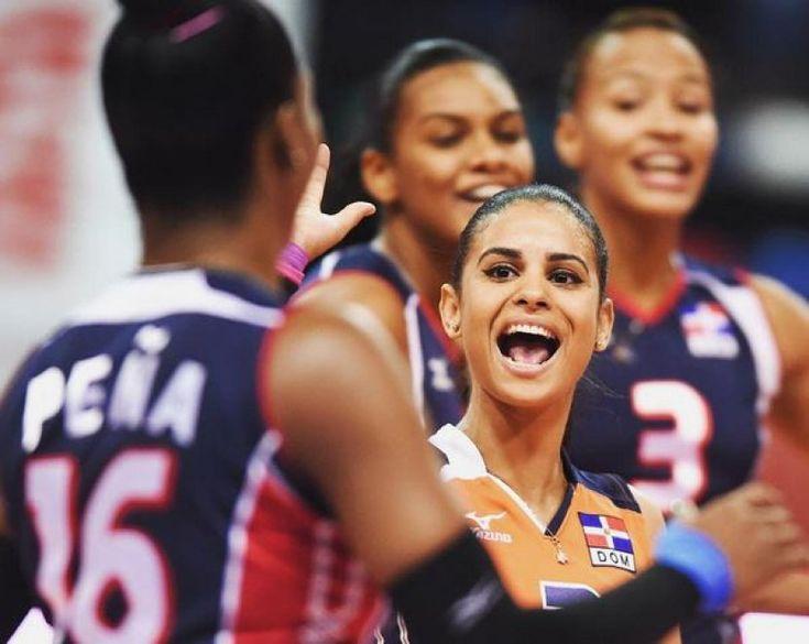 Winifer Fernandez, la pallavolista che ha incantato la Repubblica Dominicana