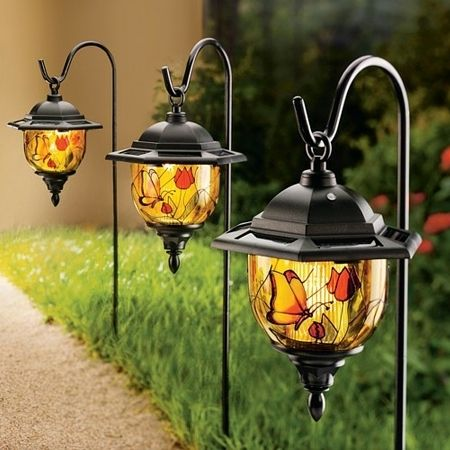 Great solar pathway lights. Good solution for garden lighting #gardenlighting #solarlighting http://certified-lighting.com