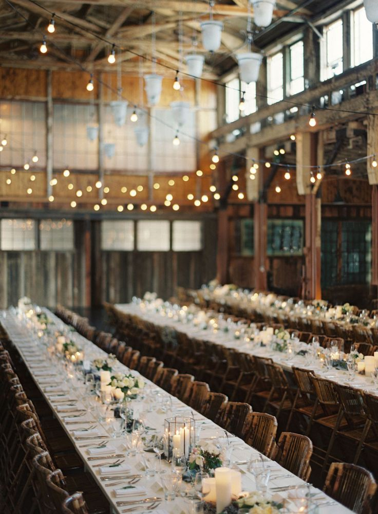 reception spaces that will wow your guests
