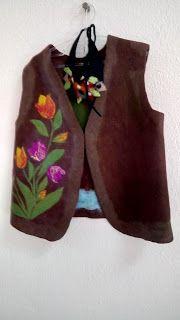 HAZALCA(yüreğimden parmaklarıma dökülenler): kuşadası keçe sergisinden kareler