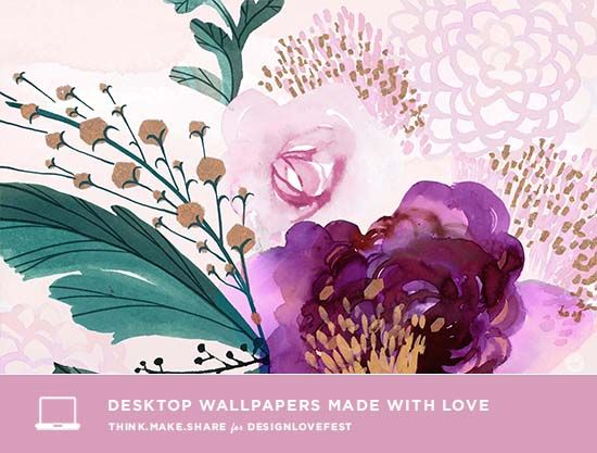 dress your tech | designlovefest | free download wallpapers