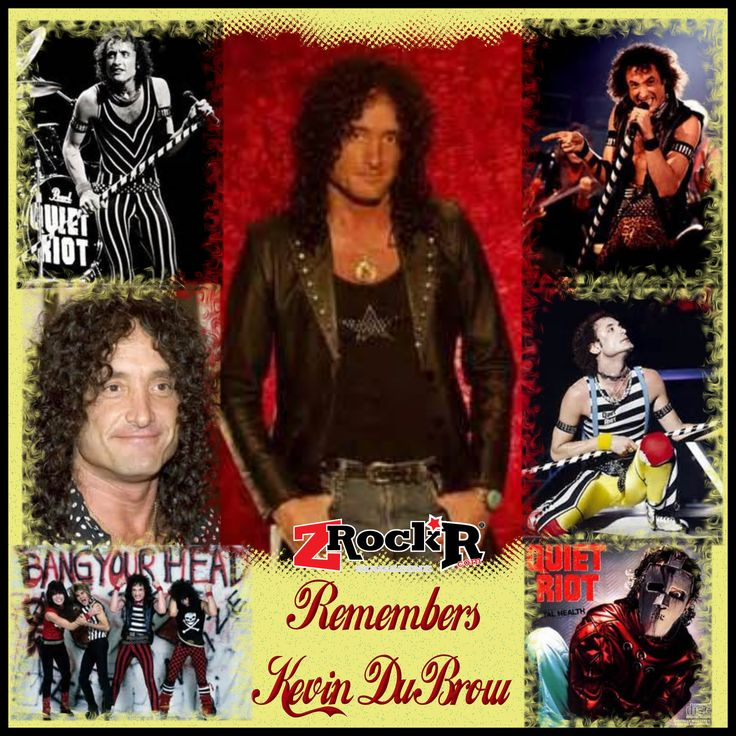 Kevin DuBrow's  Birthday collage' by Photoartist LisaKay Allen/PassionFeast