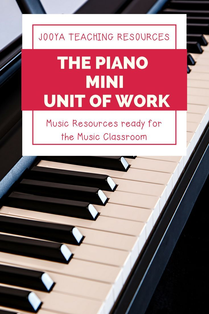 Try This Fun And Engaging Unit Of Work On The Piano And Other Keyboard Instruments The Unit Is Keyboard Lessons Teaching Music Theory General Music Classroom [ 1102 x 735 Pixel ]