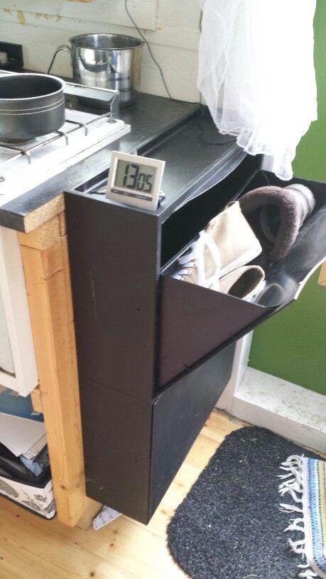 Shoe Storage Off-grid.se