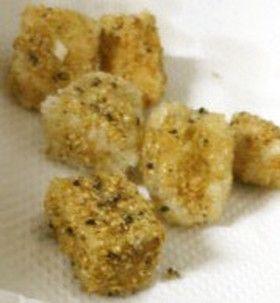 ベジの皆様に。高野豆腐チキンフライ