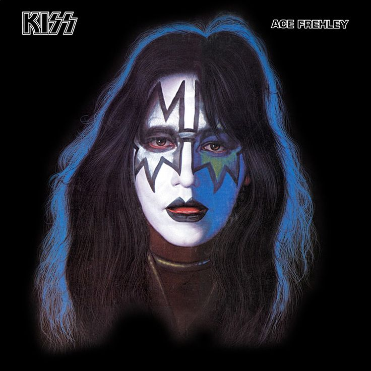 Ace Frehley Solo Album Cover - 1978.