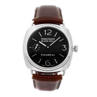 Pre-Owned Panerai Radiomir Black Seal PAM 183