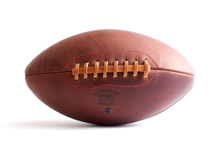 Leather Head Handsome Dan Football