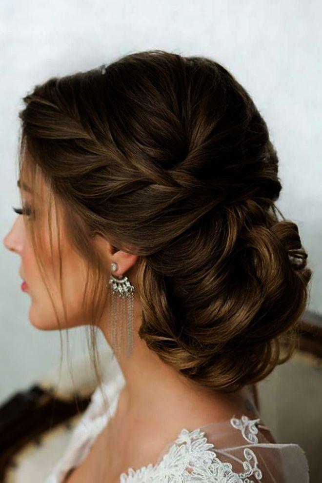 Wedding Hairstyles On Short Hair Elegant Side Ponytail Wedding Hairstyles Summer Wedding Hairstyles Medium Length Hair Styles Prom Hairstyles Updos
