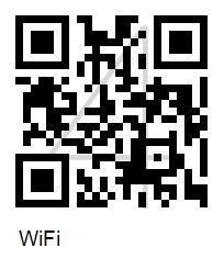QR Code - WiFi