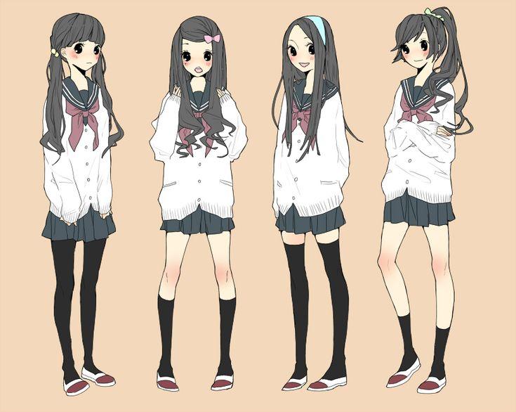 School girls, school girls :)