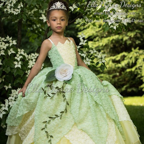 Princess Tiana Outfit: 17 Best Ideas About Princess Tiana Costume On Pinterest