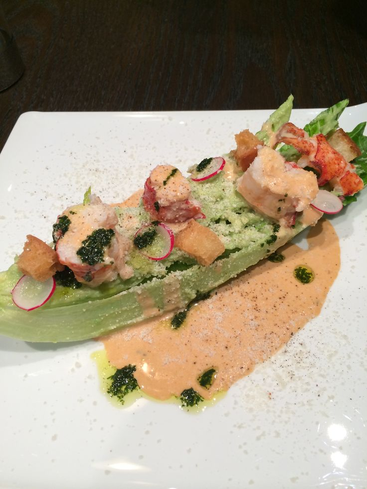 Lobster salad  ロブスターサラダ