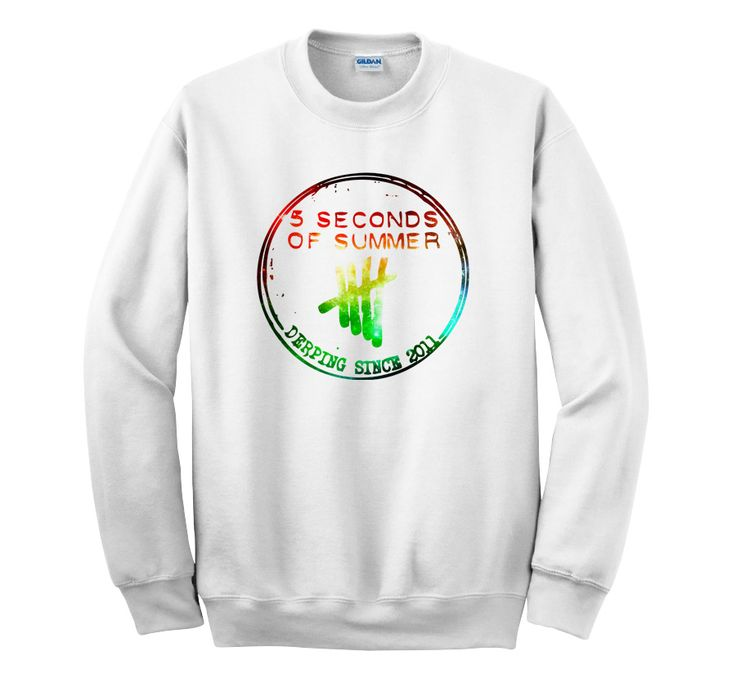 5 Second Of Summer Derping Since 2011 Galaxy – Sweater