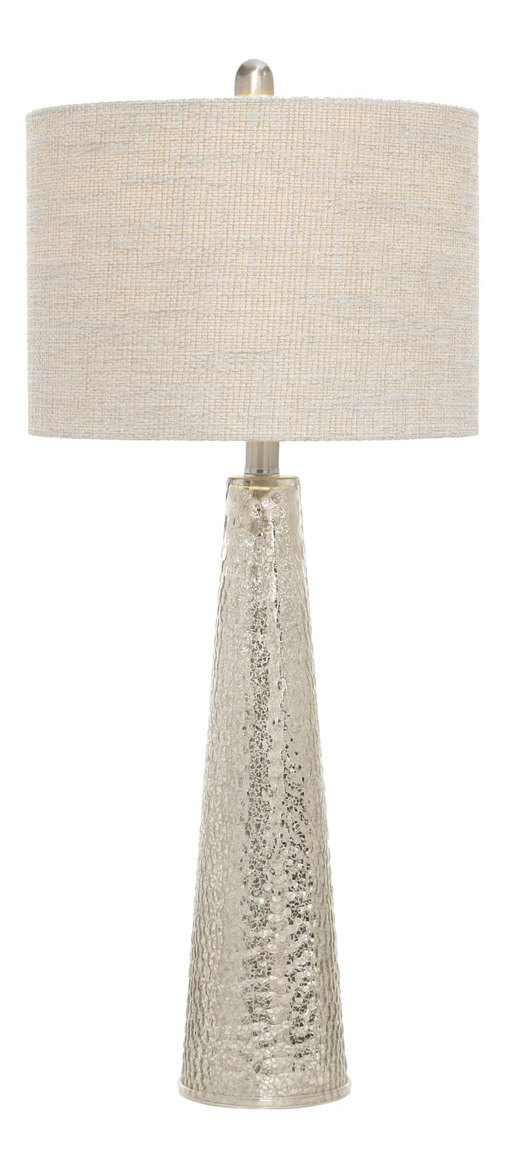 Casa cortes lush mosaic art glass 25 inch table lamps set of 2 - Alchemy 29 H Table Lamp With Drum Shade