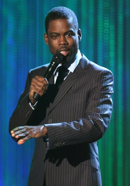 Chris Rock - oh how I miss his stand up