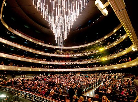 The Best Attractions and Activities in Dallas - Margot and Bill Winspear Opera House