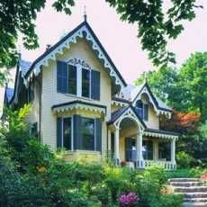17 best images about victorian architecture on pinterest for Queen anne cottage house plans