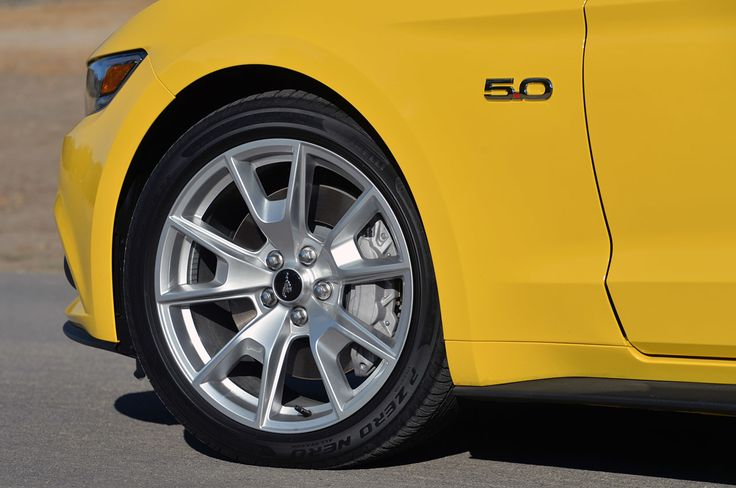 2015 New Ford Mustang Gt Muscle Car