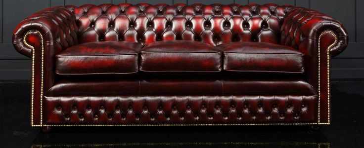 Chesterfield 3 Seater Sofa | Classic Chesterfield Sofa