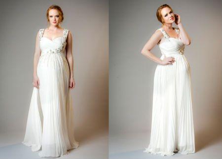 24 best Vestidos de novia para embarazadas images on Pinterest ...