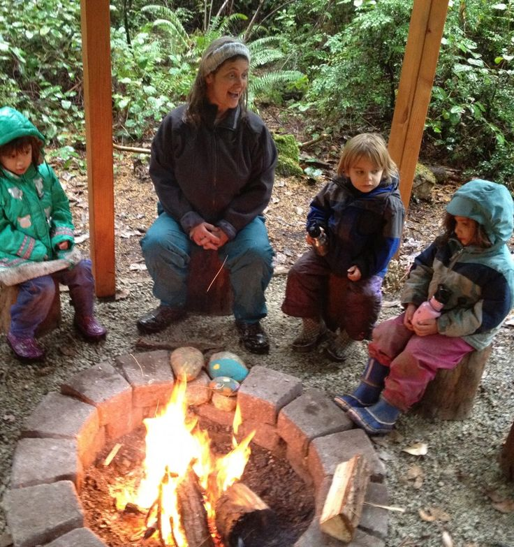 Forest Kindergarten Teacher Training