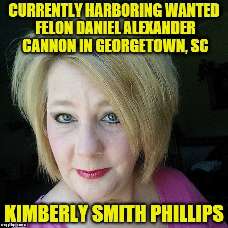 FUGITIVE HARBORER KIMBERLY SMITH PHILLIPS