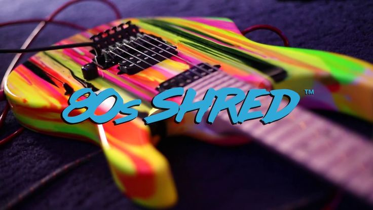 80s SHRED FEATURING STEVE STEVENS & PETE THORN