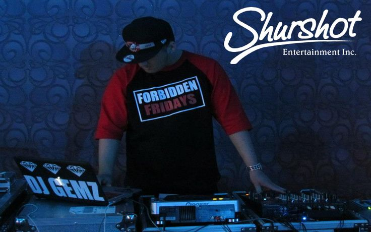 April 25th - B-Town's Finest Show by Shurshot Entertainment!  Picture: DJ Gemz - Making the night pop off with great vibes  #Shurshot #BTwonsFinest #Event #Party #GoodVibes #Brampton