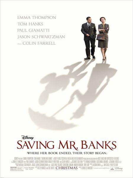 Saving Mr Banks (Dans l'ombre de Mary - La promesse de Walt Disney)