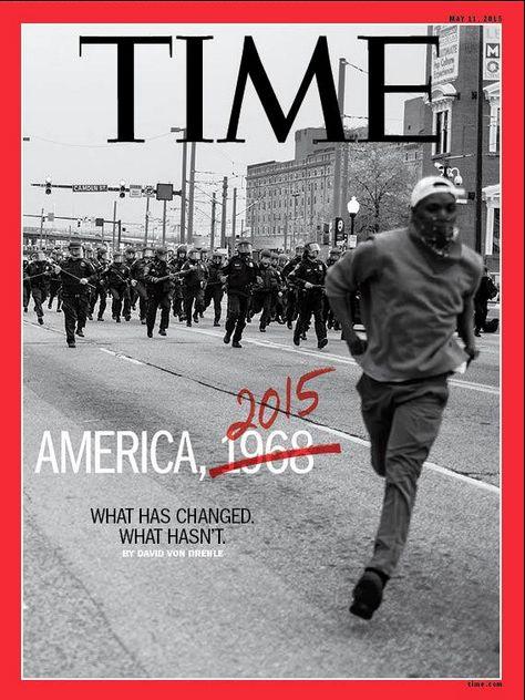 Time et Baltimore